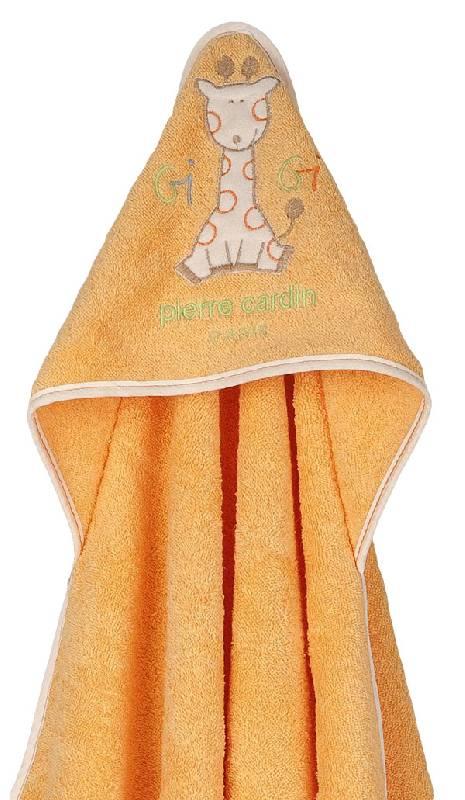 Μπουρνούζι 9730 GiGi Pierre Cardin Bebe - Orange home   away   λευκά είδη βρεφικά   μπουρνούζια