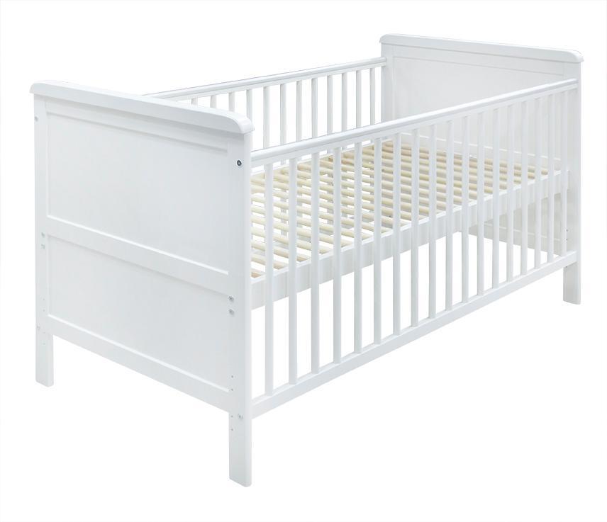 Κρεβάτι μωρού προεφηβικό Eva 4040W Just Baby home   away   παιδικο δωματιο