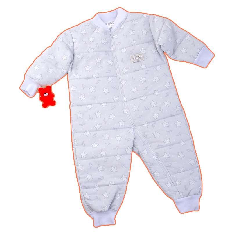 Υπνόφορμα Σχέδιο 39 Λευκό Baby Oliver Baby Oliver home   away   λευκά είδη βρεφικά   υπνόσακοι