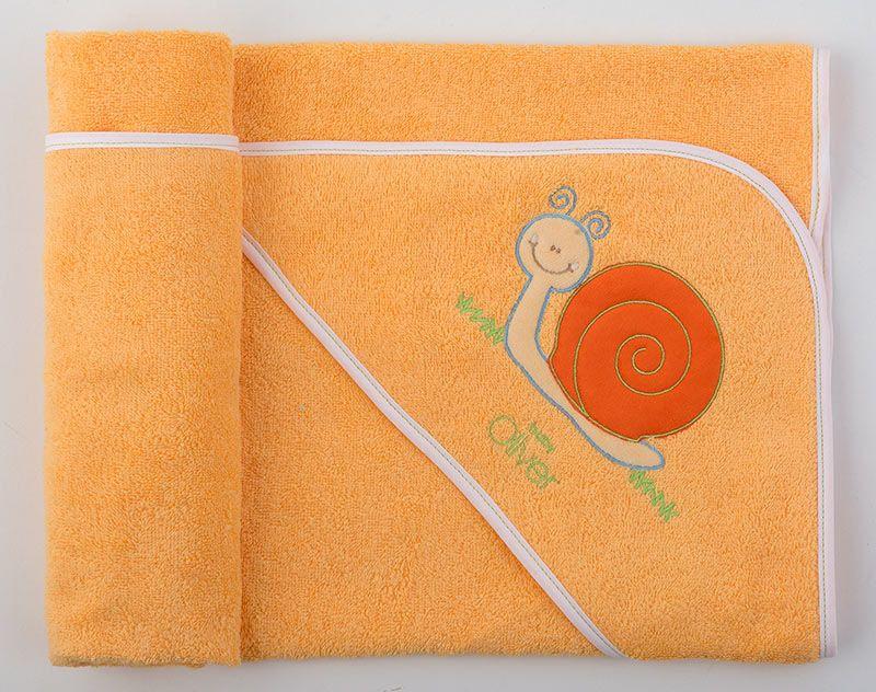 Μπουρνούζι Κάπα Σχέδιο 483 Baby Oliver home   away   λευκά είδη βρεφικά   μπουρνούζια