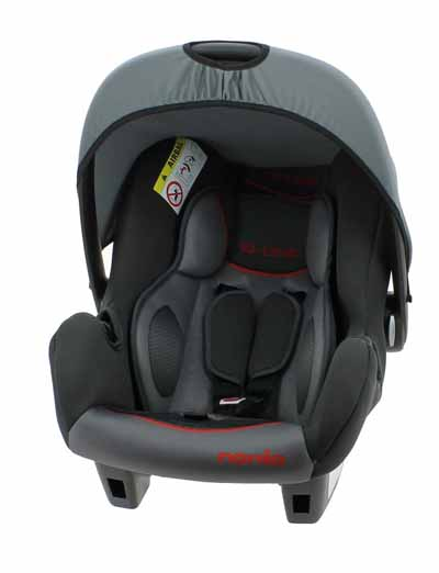 Bebe Stars Beone SP Nania - Graphic Red βόλτα   ασφάλεια   καθίσματα αυτοκινήτου   βρεφικά καθίσματα ασφαλείας αυτοκινήτ
