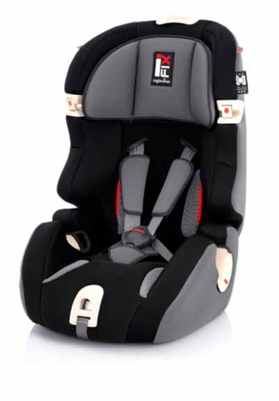 Inglesina Κάθισμα Αυτοκινήτου Prime Miglia I-FIX Black Inglesina βόλτα   ασφάλεια   καθίσματα αυτοκινήτου   παιδικά καθίσματα αυτοκινήτου 9 εώς 3