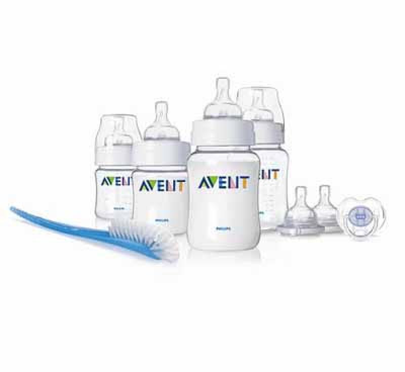 ΣΕΤ ΦΑΓΗΤΟΥ ΓΙΑ ΤΑ ΠΡΩΤΑ ΒΗΜΑΤΑ PP, BPA Free (Philips Avent)