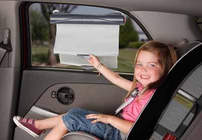 DIONO Σκίαστρο αυτικινήτου Solar Eclipse Sun Shade βόλτα   ασφάλεια   καθίσματα αυτοκινήτου   αξεσουάρ για καθίσματα αυτοκινήτου