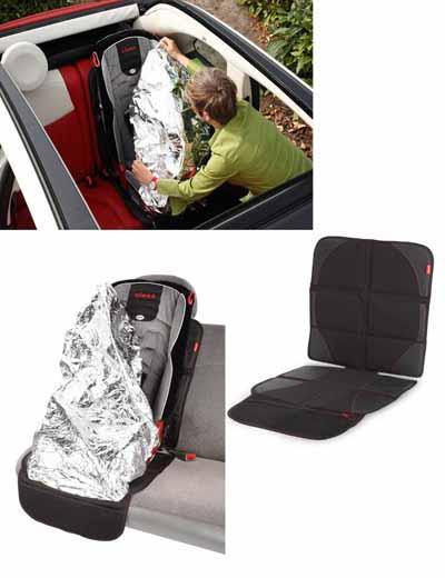 Προστατευτικό ταπετσαρίας με ηλιοπροστασία καθίσματος Ultra mat βόλτα   ασφάλεια   καθίσματα αυτοκινήτου   αξεσουάρ για καθίσματα αυτοκινήτου