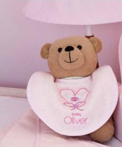 Σαλιάρα baby ballet 611 Baby Oliver