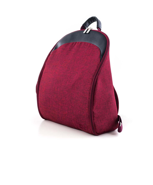 Moon τσάντα αλλαξιέρα Rubin Red Melange