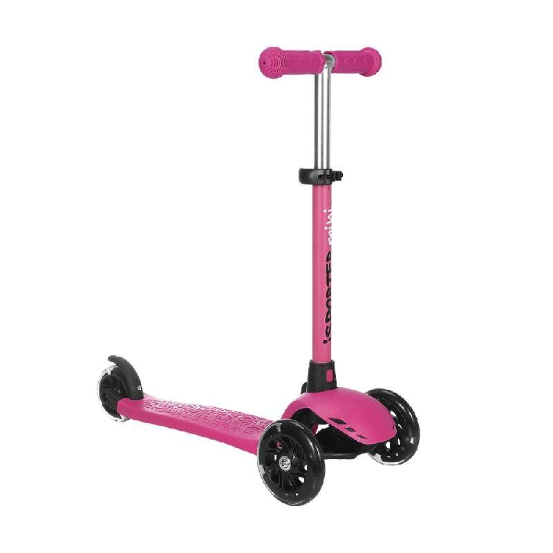 Πατίνι iSporter Mini Pink Bebe Stars
