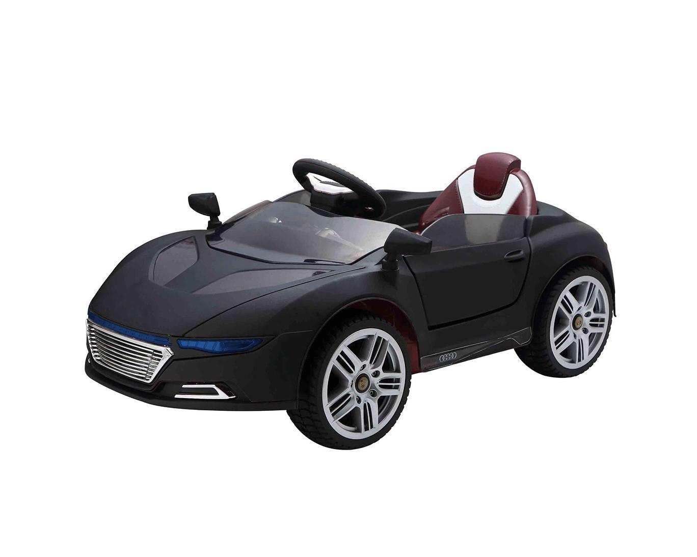 Ηλεκτροκίνητο Αυτοκίνητο A228 Black 6V Moni