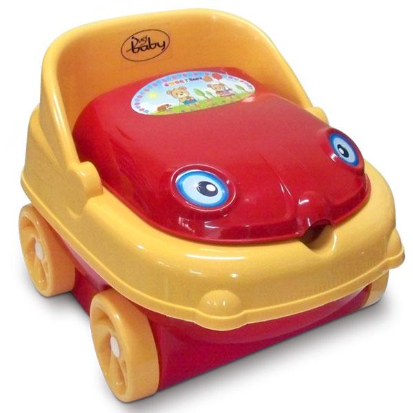 Just Baby Γιο γιο Αυτοκινητάκι - Κόκκινο