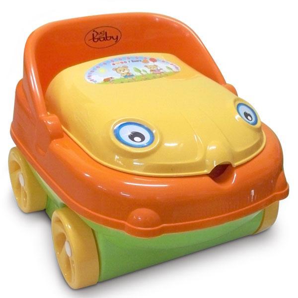 Just Baby Γιο γιο Αυτοκινητάκι - Πορτοκαλί