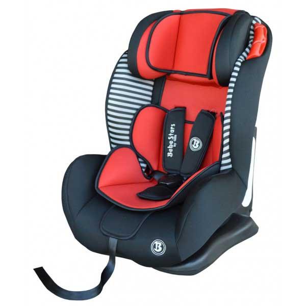 Κάθισμα Monza Red Bebe Stars βόλτα   ασφάλεια   καθίσματα αυτοκινήτου   παιδικά καθίσματα αυτοκινήτου 9 εώς 3