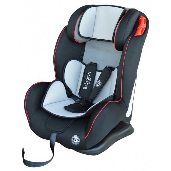 Κάθισμα Monza Gray Bebe Stars βόλτα   ασφάλεια   καθίσματα αυτοκινήτου   παιδικά καθίσματα αυτοκινήτου 9 εώς 3