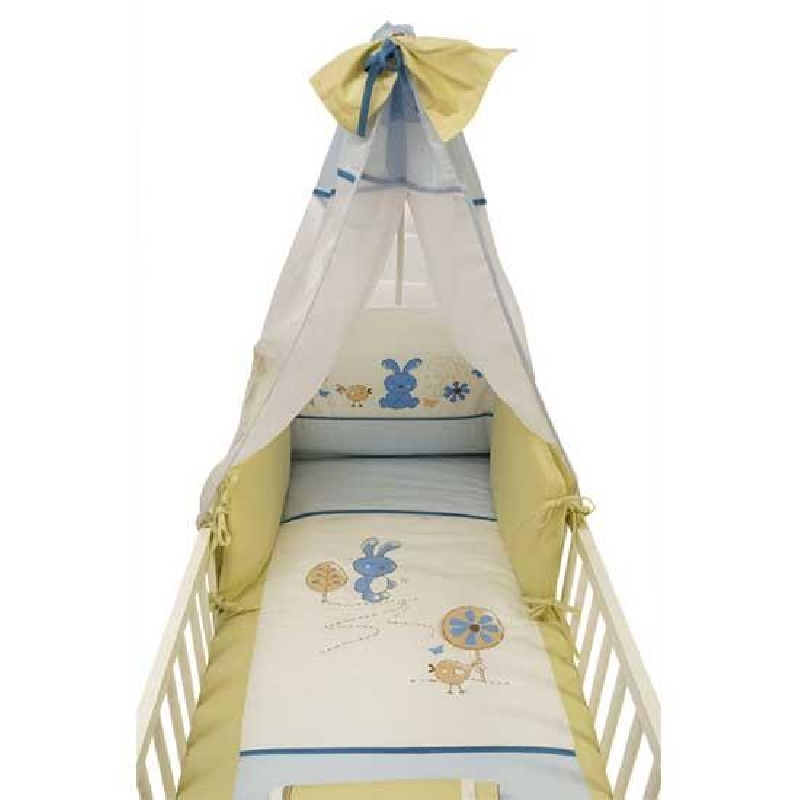 Just Baby Σετ Προίκας Blue Rabbit 9090-3 home   away   λευκά είδη βρεφικά   σέτ προίκας μωρού