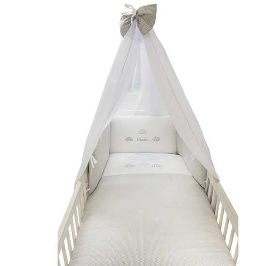 Just Baby Σετ Προίκας Moon 9090-4 home   away   λευκά είδη βρεφικά   σέτ προίκας μωρού