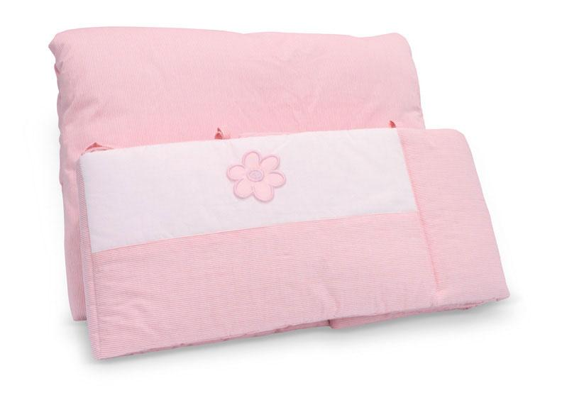 Just Baby Just Baby Σετ Προίκας για Βρεφικό Licno Flower Pink 9092-2 home   away   λευκά είδη βρεφικά   σέτ προίκας μωρού