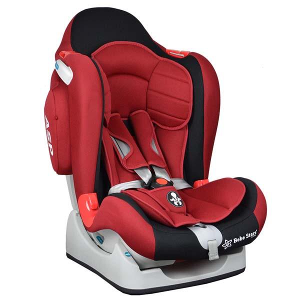 Κάθισμα Αυτοκινήτου Explore Red Bebe Stars