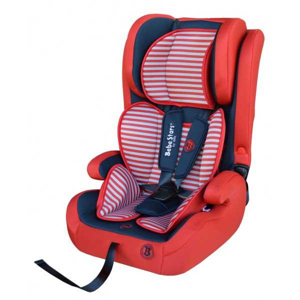 Κάθισμα Monaco Red Bebe Stars βόλτα   ασφάλεια   καθίσματα αυτοκινήτου   παιδικά καθίσματα αυτοκινήτου 9 εώς 3