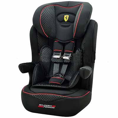 Kάθισμα I-Max SP Luxe Ferrari βόλτα   ασφάλεια   καθίσματα αυτοκινήτου   παιδικά καθίσματα αυτοκινήτου 9 εώς 3