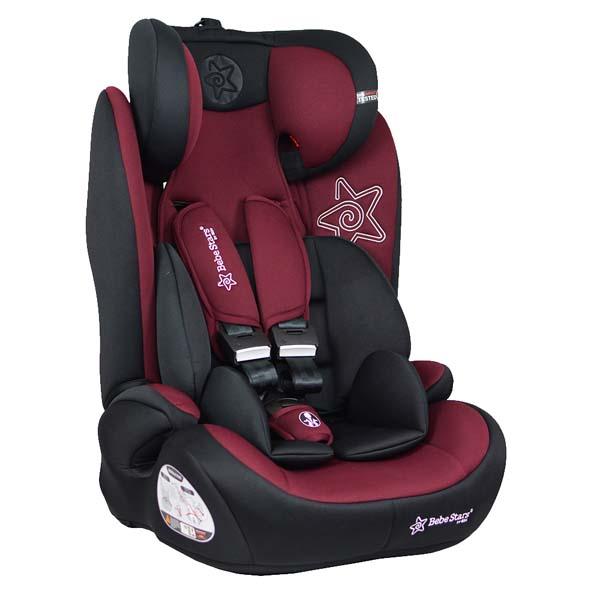 Κάθισμα Αυτοκινήτου Transporter Red Bebe Stars βόλτα   ασφάλεια   καθίσματα αυτοκινήτου   παιδικά καθίσματα αυτοκινήτου 9 εώς 3