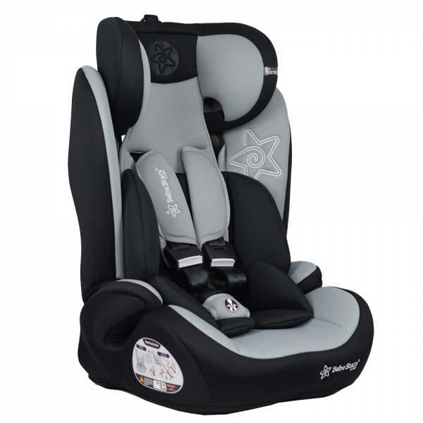 Κάθισμα Αυτοκινήτου Transporter Grey Bebe Stars βόλτα   ασφάλεια   καθίσματα αυτοκινήτου   παιδικά καθίσματα αυτοκινήτου 9 εώς 3
