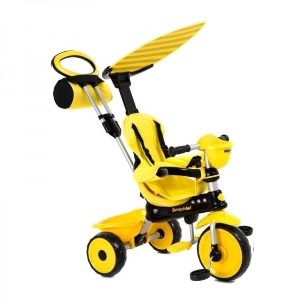 Kikka Boo Ποδήλατο Τρίκυκλο Beep me 3 in 1-Bee