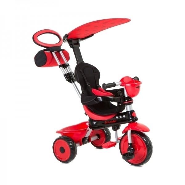 Kikka Boo Ποδήλατο Τρίκυκλο Beep me 3 in 1-Ladybird