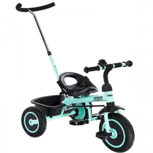 Kikka Boo Ποδήλατο Τρίκυκλο Kimster 2 in 1-Green