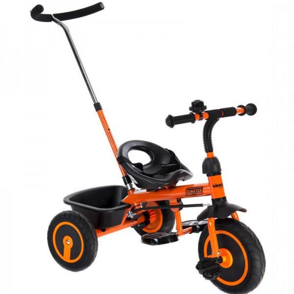 Kikka Boo Ποδήλατο Τρίκυκλο Kimster 2 in 1-Orange