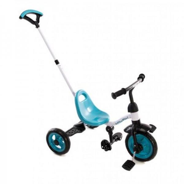 Kikka Boo Ποδήλατο Τρίκυκλο Wow me 2 in 1-Blue