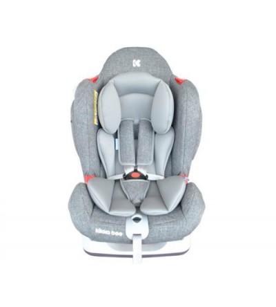 Κάθισμα αυτοκινήτου O'Right 0-25kg Grey Kikkaboo