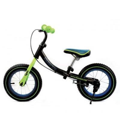 Ποδήλατο Ισορροπίας Geko Green-Blue Kikkaboo