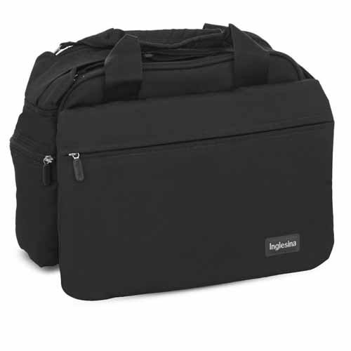 Τσάντα My Baby Bag Black Inglesina για την μέλλουσα μητέρα   mummy bags