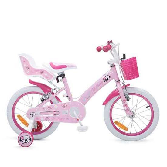 Παιδικό Ποδήλατο Puppy 16