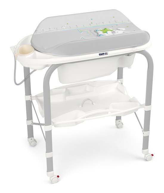Μπανιέρα αλλαξιέρα Cambio Cam-242 home   away   baby bath