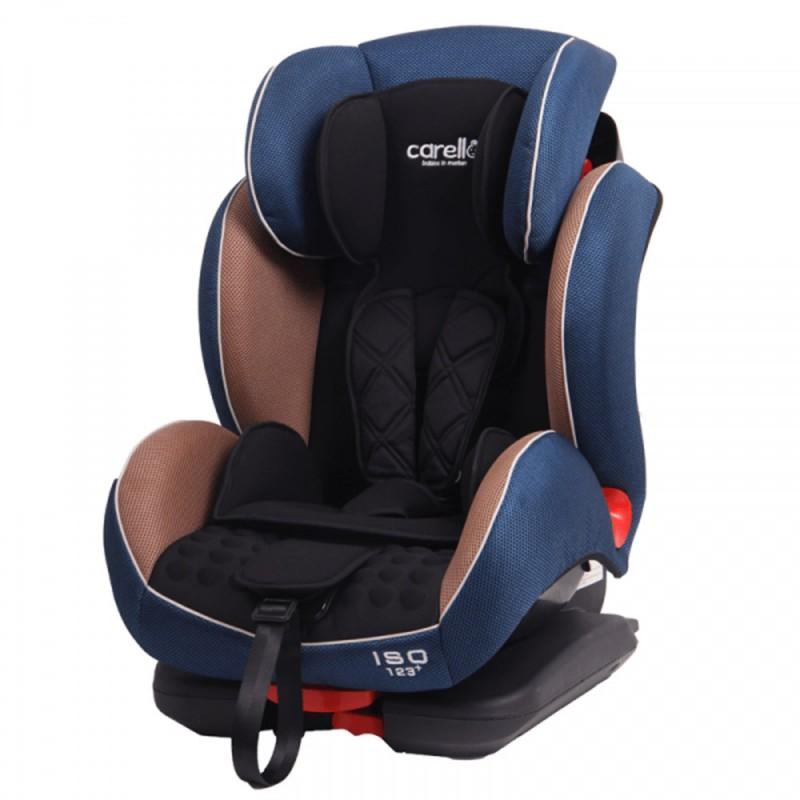 Κάθισμα αυτοκινήτου Cocoon 123 Blue Iso Fix Carello