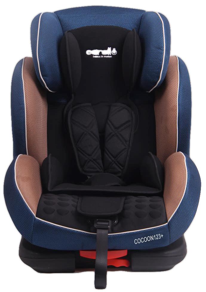 Κάθισμα Αυτοκινήτου Cocoon 123 Plus Blue Carello