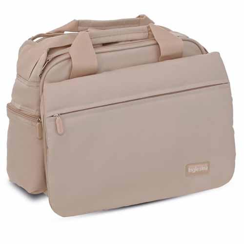 Τσάντα My Baby Bag Cream Inglesina για την μέλλουσα μητέρα   mummy bags