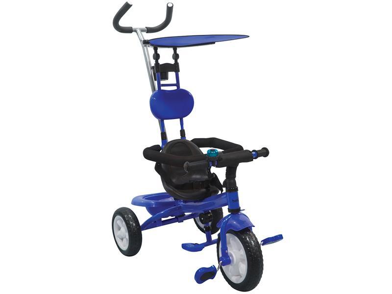 Tρίκυκλο ποδηλατάκι Smart JB-2510 Blue Just Baby