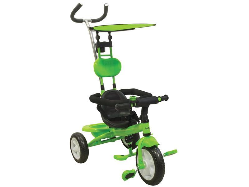 Tρίκυκλο ποδηλατάκι Smart JB-2510 Green Just Baby