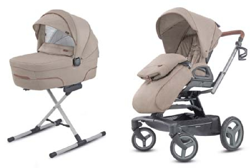 System Quad Duo Rodeo Sand Inglesina