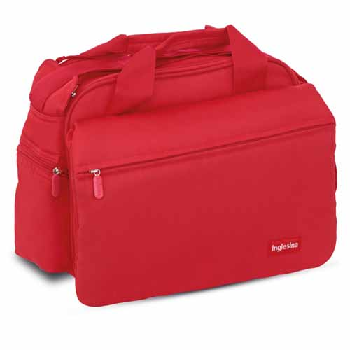 Τσάντα My Baby Bag Red  Inglesina