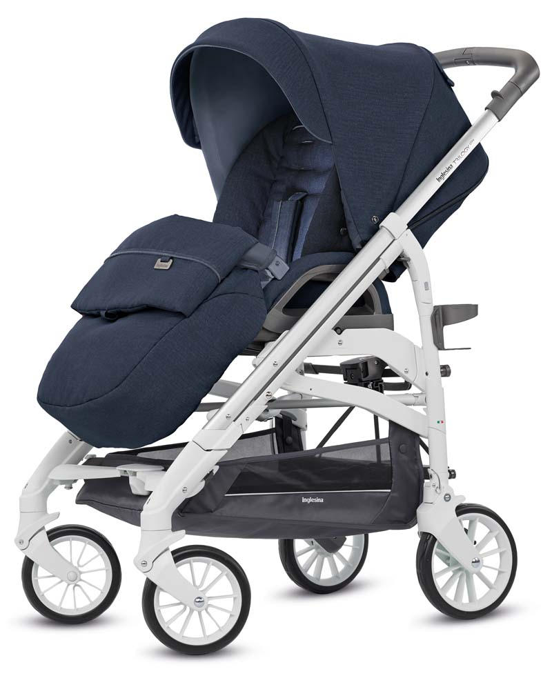 Καρότσι Trilogy Imperial Blue Inglesina