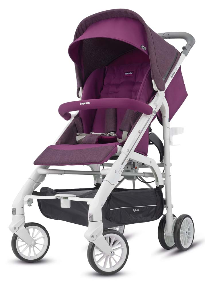 Καρότσι Zippy Light Raspberry Purple Inglesina