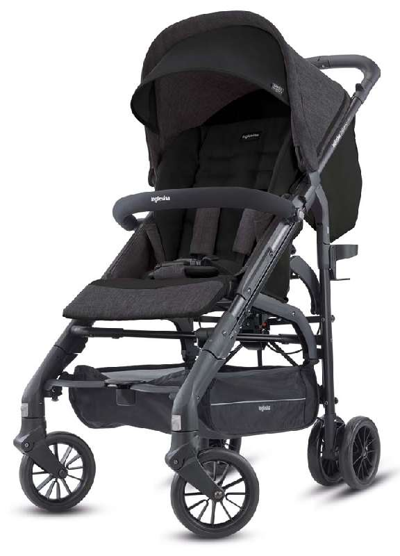 Καρότσι Zippy Light Volcano Black Inglesina