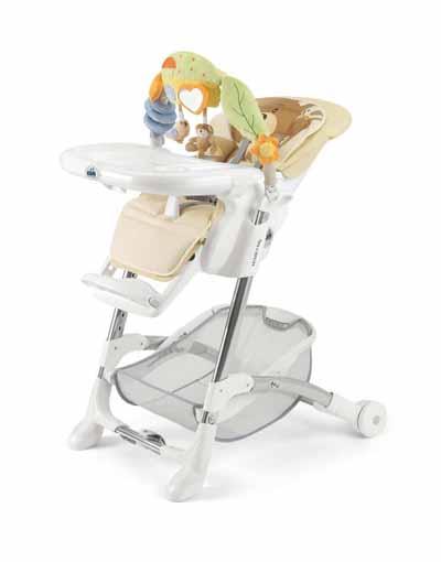 Καρέκλα φαγητού Istante Cam - 219