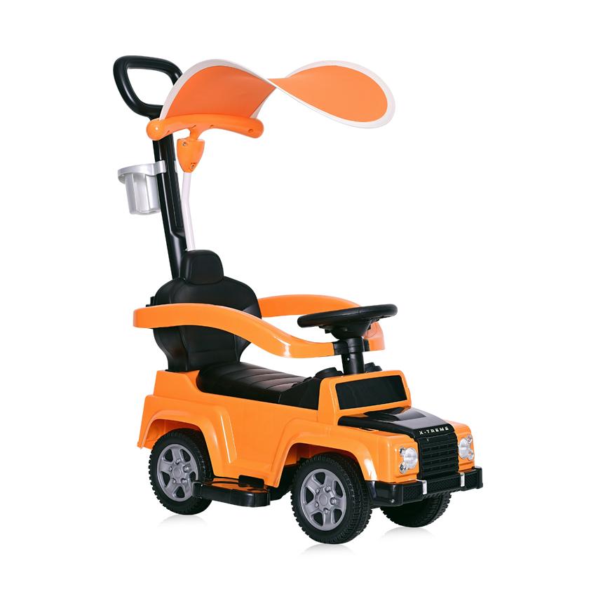 Αμαξάκι Περπατούρα X-TREME Orange Lorelli