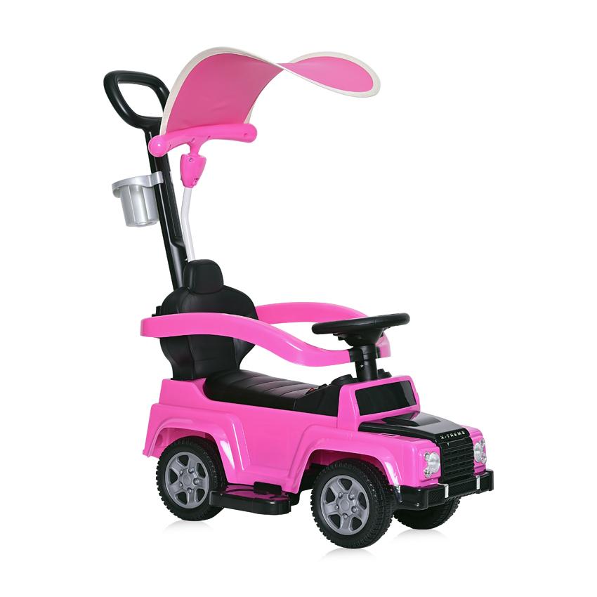 Αμαξάκι Περπατούρα X-TREME Pink Lorelli