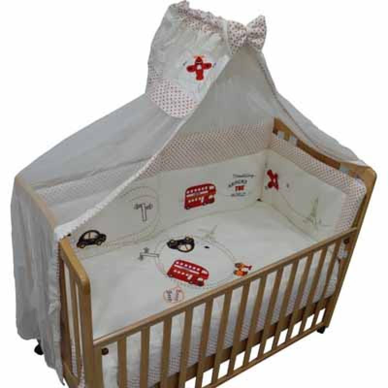 Προίκα Μωρού Happy travel Bebe Stars home   away   λευκά είδη   λευκά είδη βρεφικά   σέτ προίκας μωρού