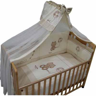 Προίκα Teddy bear cow Bebe Stars home   away   λευκά είδη βρεφικά   σέτ προίκας μωρού